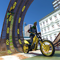 Reckless Moto Bike Racing: Stunt City APK baixar