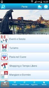 Pavia - screenshot