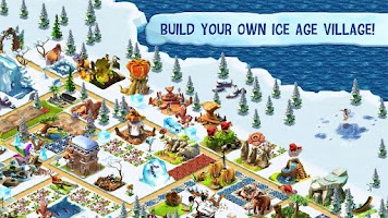 Screenshot of Ice Age Village