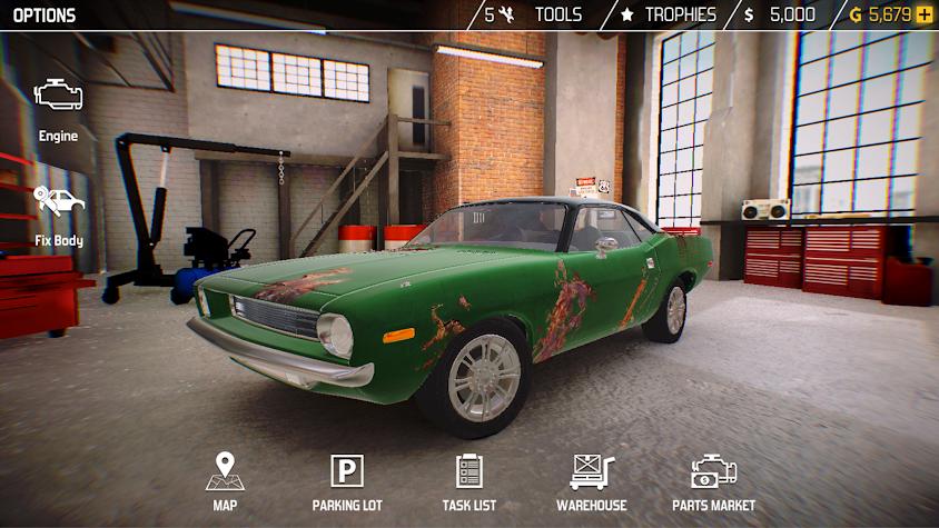 Car Mechanic Simulator 18 Screenshot
