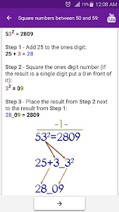 Math Tricks APK for Bluestacks