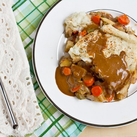 Vegan Shepherd's Pie with Gravy