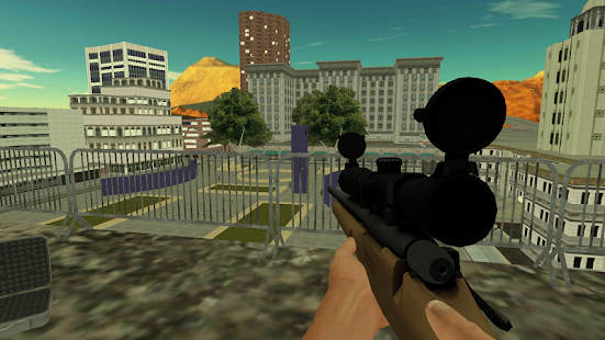 Grand Sniper in San Andreas APK for Lenovo