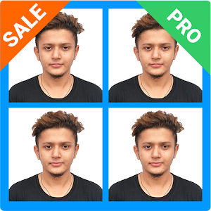 Passport Size Photo Maker - ID Photo Application for pc