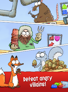 Game Simon's Cat - Crunch Time APK for Kindle