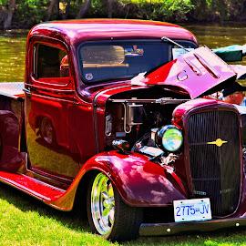 by Don Mann - Transportation Automobiles (  )