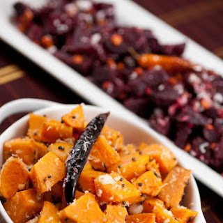 Sweet Potatoes with Coconut