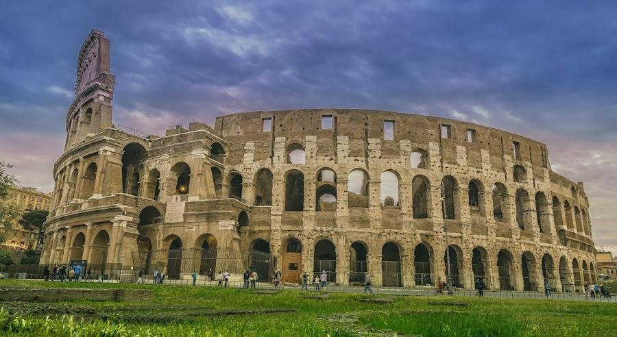 colosseum by Preda Marius - Buildings & Architecture Public & Historical
