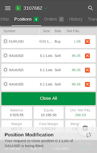 Fxtrade mobile android s4