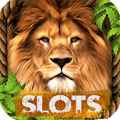 Game Lion Safari Triple Slots APK for Kindle