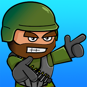 Mini Militia - Doodle Army 2 Online PC (Windows / MAC)