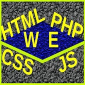 Web Editor (HTML,PHP,CSS,JS)