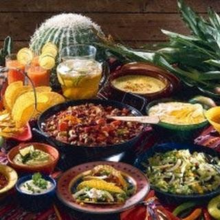 Spanish Salsa Dip Recipes