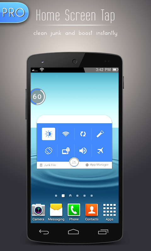 Phone Speed Booster Pro Screenshot 3