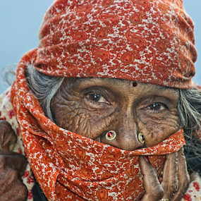 Eyes ! by Veeresh Pathania - People Portraits of Women ( woman, eyes )