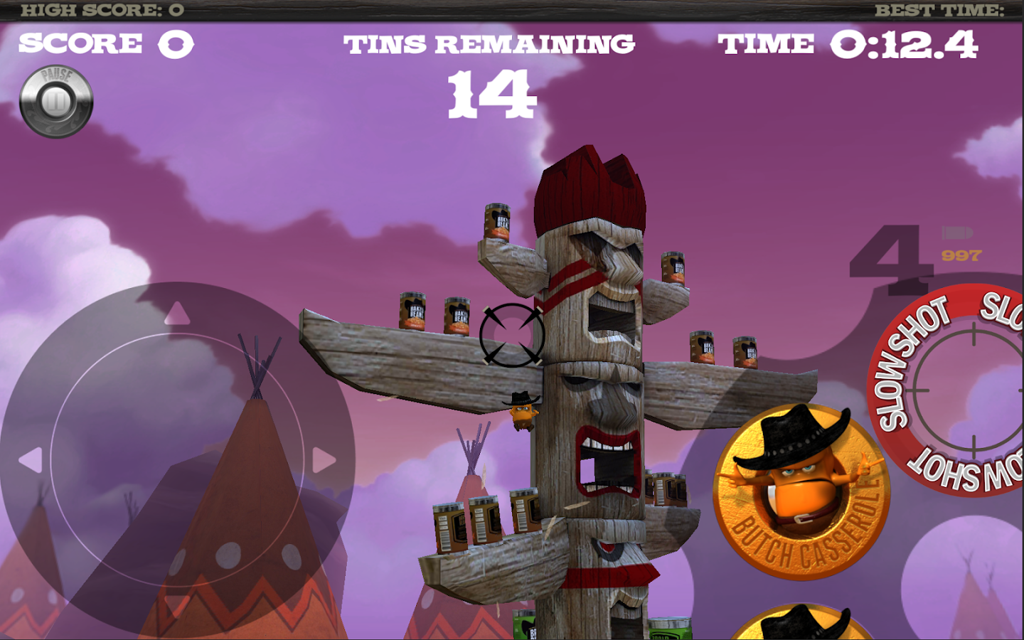 Far Tin Bandits Screenshot 9