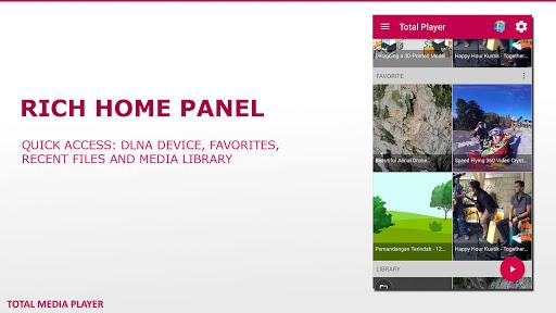 Total Media Player Pro - screenshot