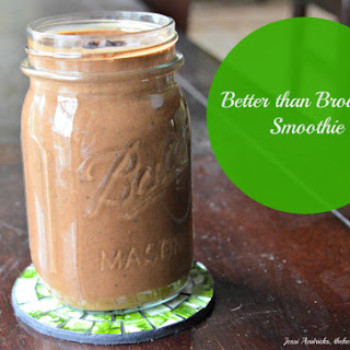 Better Than Brownies Smoothie