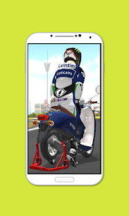 Road Race Indonesia - screenshot