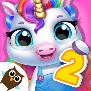 My Baby Unicorn 2 - New Virtual Pony Pet Online PC (Windows / MAC)