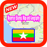 Myanmar (Burma) Map and Geography file APK Free for PC, smart TV Download
