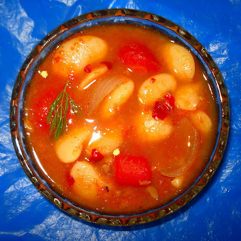 Greek Fasolatha Bean Soup