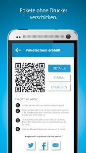 Hermes Paket Versand & Empfang APK for Bluestacks