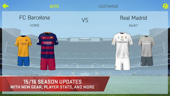 Free Download FIFA 15 Soccer Ultimate Team APK for Samsung