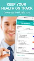Screenshot of MediSafe Meds & Pill Reminder