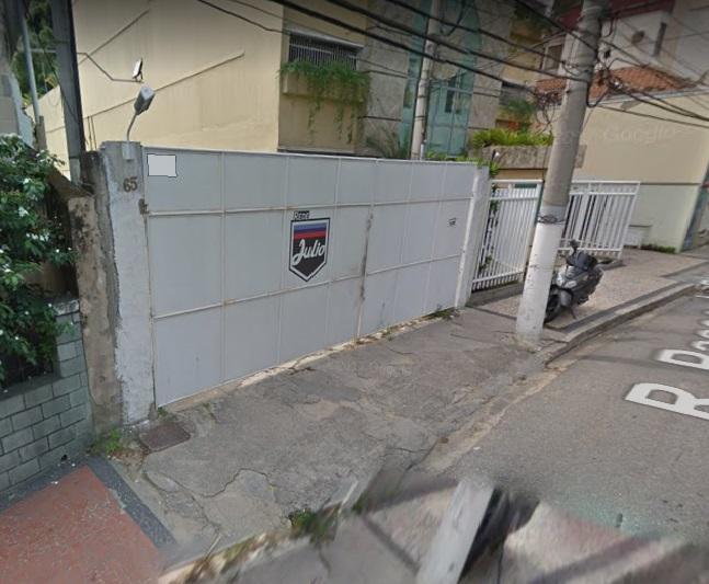Terreno para alugar, 410 m² - São Domingos - Niterói/RJ
