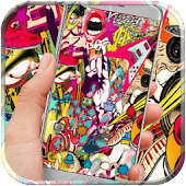 App Rock Funky Street Graffiti APK for Windows Phone