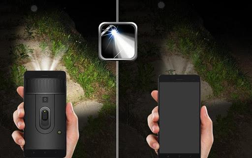Flashlight for Samsung screenshot 3