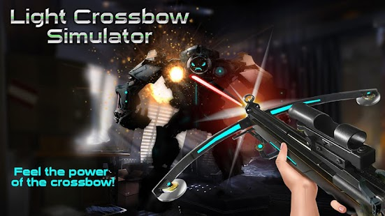Light Crossbow Simulator - screenshot