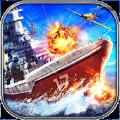 APK Game Iron BattleShips:Pacific War for BB, BlackBerry