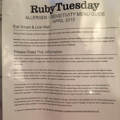 Photo from Ruby Tuesday
