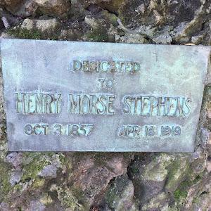 Dedicated to Henry Morse Stephens