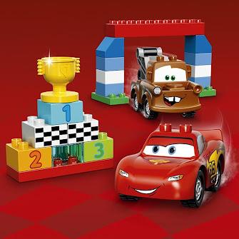 Тачки Disney Pixar™: классические гонки