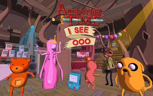 Adventure Time: I See Ooo VR screenshot for Android