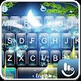 Forest Moonlight Keyboard Theme