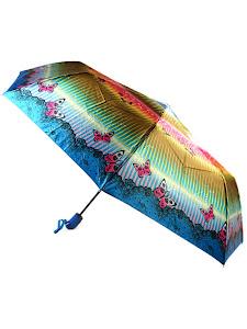 """Зонт """"Компакт L"""", 110см, синий"""