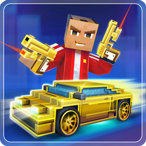 Block City Wars: Pixel Shooter with Battle Royale APK Cracked Download