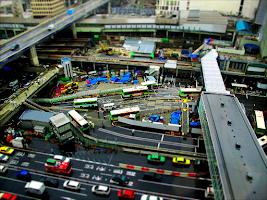 Screenshot of ミニチュアカメラ