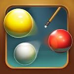 3 Ball Billiards Icon