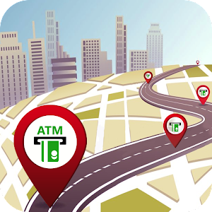 ATM Finder & Bank Locator for PC-Windows 7,8,10 and Mac
