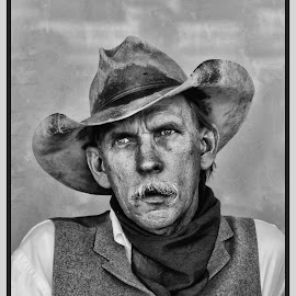 by Judy Rosanno - Black & White Portraits & People ( smithville photo festival, october 2017,  )