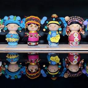 [ boneka ] by Aan Unchu - Artistic Objects Toys