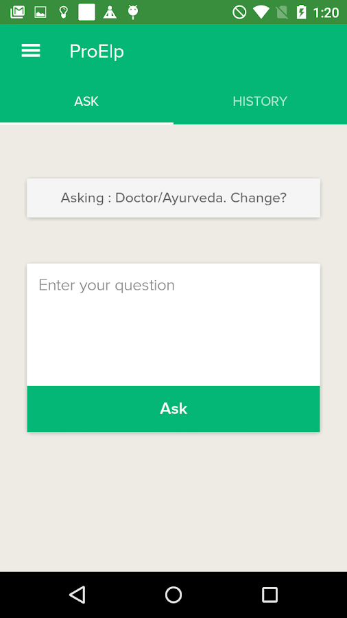 ProElp - Consult Doctor Online Screenshot 3