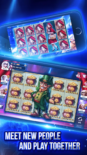 Huuuge Casino Slots - Play Free Vegas Slots Games screenshot 4