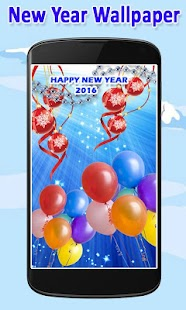 New Year Wallpapers 2016 - screenshot