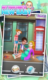 Game My Teacher's New Baby apk for kindle fire